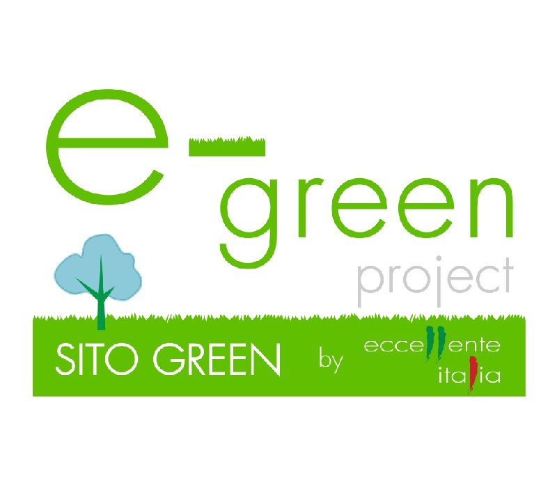 logo e-green eccellente italia spoleto